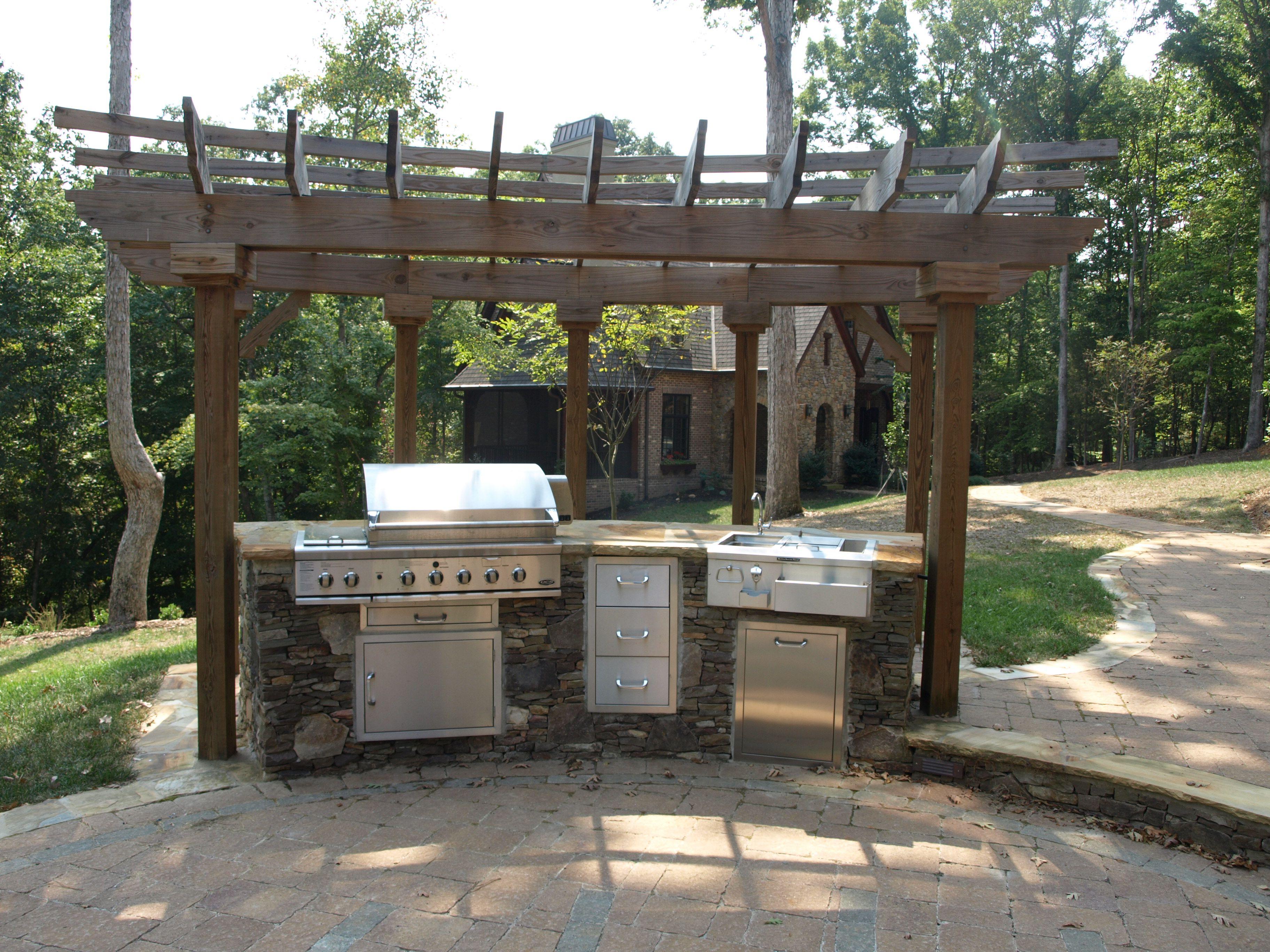 Outdoor Patio Bar Ideas | Outdoor Patio 3648x2736 Outdoor Living ...