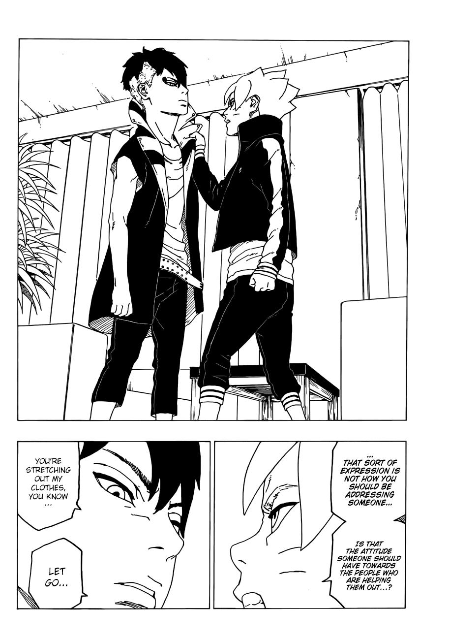 Boruto Naruto Next Generations Chapter 26