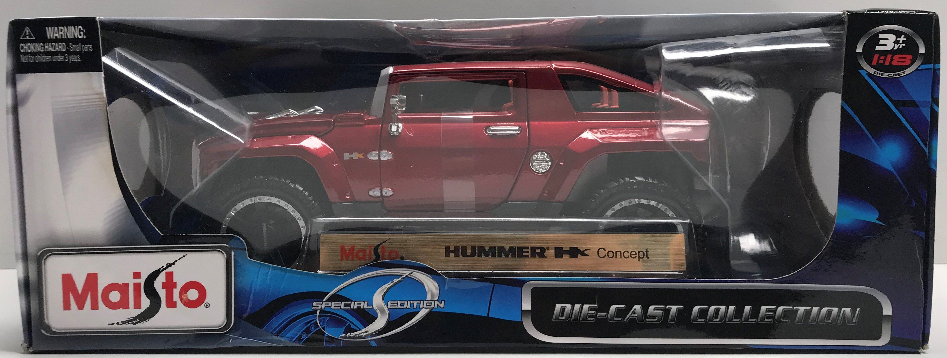 Jeep car toys  TAS   Maisto DieCast Hummer Hx Concept  Hummer and Products