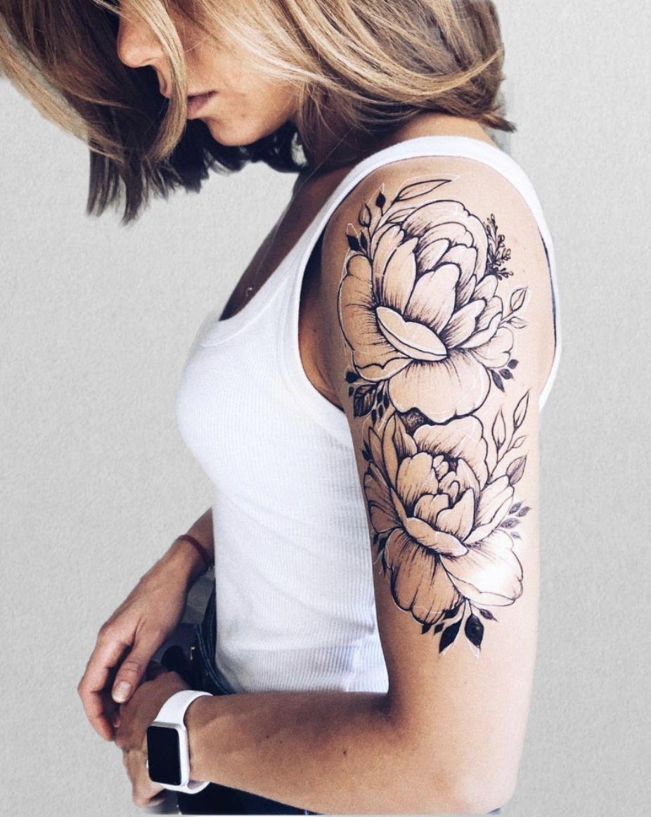 Mini Tattoos Tattoos For Women Half Sleeve Quarter Sleeve Tattoos Shoulder Tattoos For Women