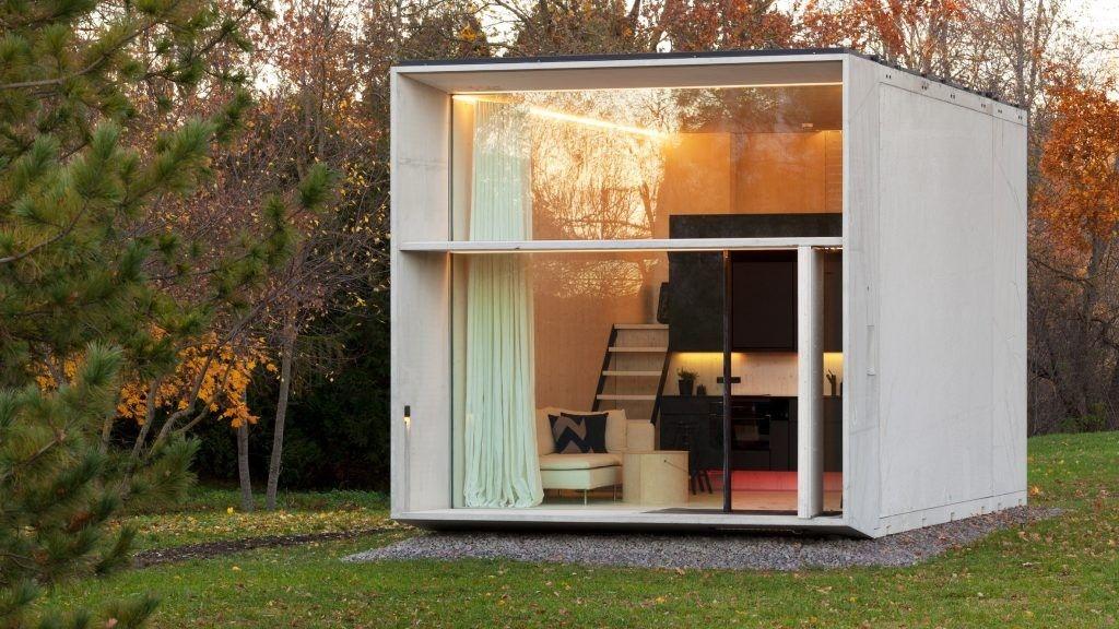 Pin Von Ru Schue Auf Works Haus Micro Haus Minihaus