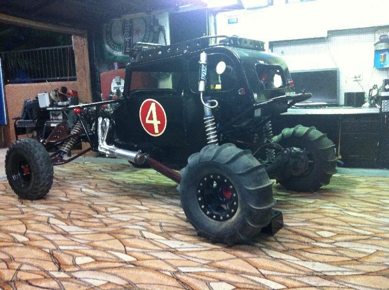 Off-Road Racing Classifieds | RDC | Long travel dwarf car