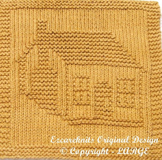 Pattern Includes Easy To Follow Instructions Materials Needed Straight Knitting Needles Size Dishcloth Knitting Patterns Washcloth Pattern Knitting Patterns