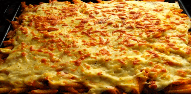 Pasta al horno