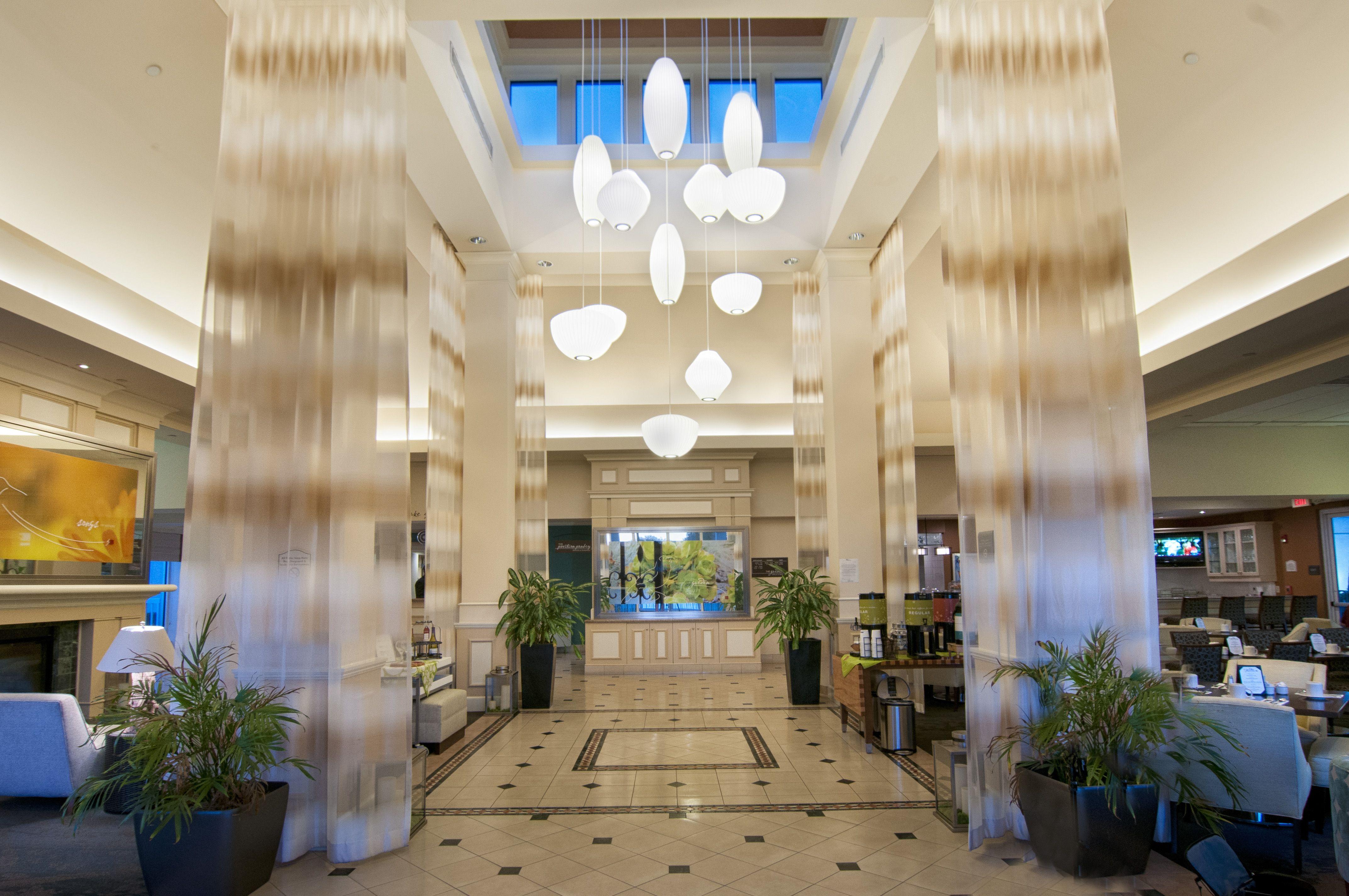 Our Lobby At The Hilton Garden Inn Sarasota Bradenton Airport In Beautiful Sarasota Florida Hilton Garden Inn Florida Hotels Sarasota