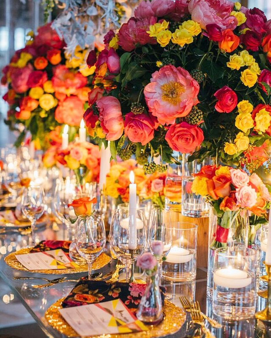 Wedding ideas for summer  Summer style Floral by flowerfactory editorial as seen in