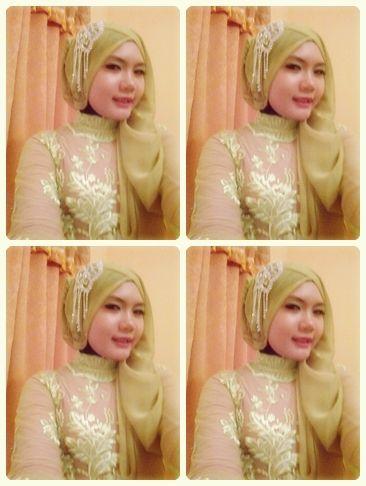 Tutorial Pashmina Untuk Pesta Hijab Tutorial Flower Girl