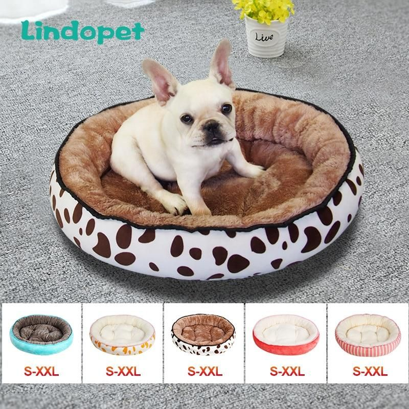 Dog Bed Warming Kennel Washable Pet Floppy Extra Comfy Plush Rim Cushion And Nonslip Bottom Dog Beds For Large Small Dogs House In 2020 Dog Pet Beds Dog Bed Happy Cat
