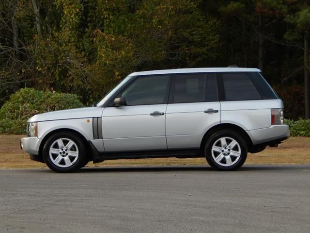 2005 Land Rover Range Rover Hse Range Rover Range Rover Supercharged Range Rover Hse