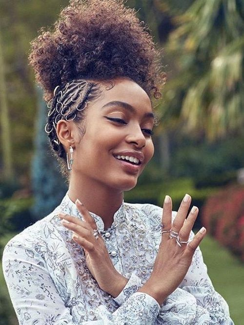 grownish blackish yara shahidi skincare skin tips tutorial beauty