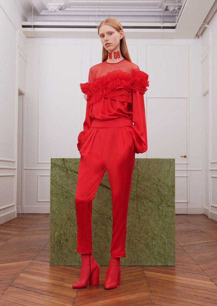 Givenchy - Fall 2017 Ready-to-Wear