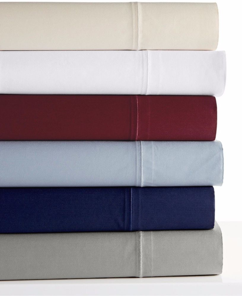 Hotel Collection 525 Thread Count Egyptian Cotton King Sheet Set White