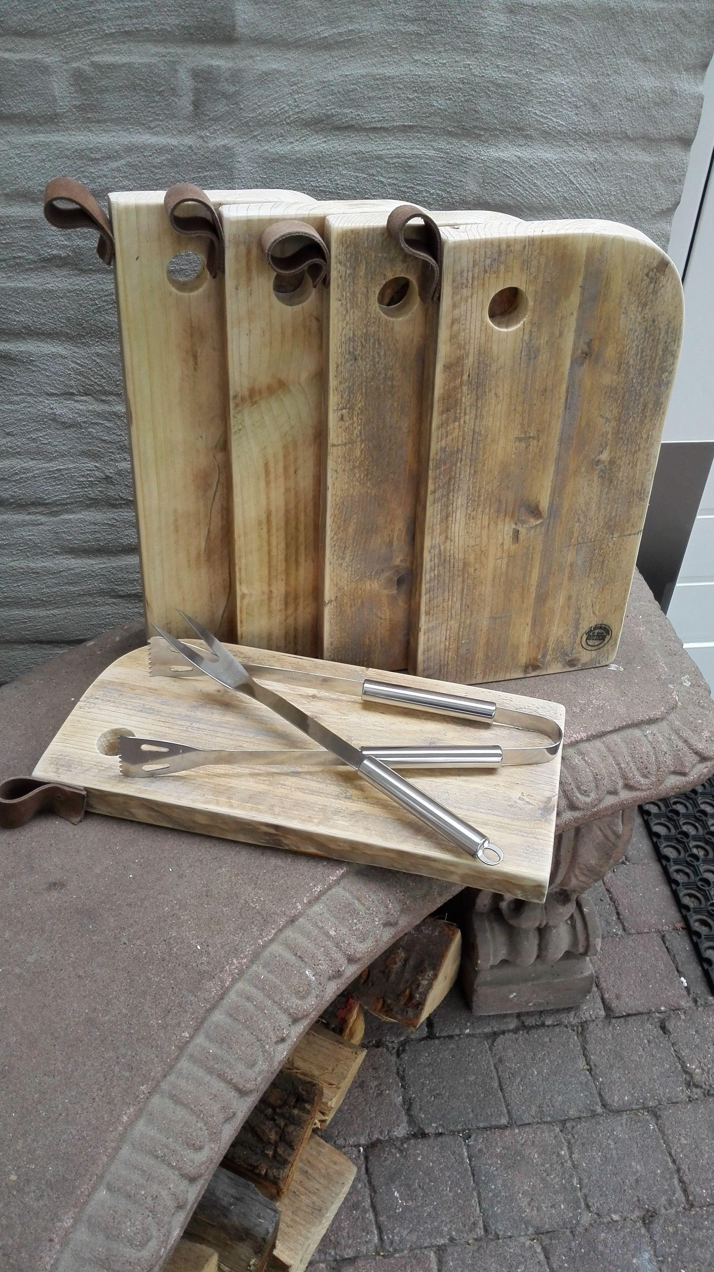 Hapjesplank bbq steigerhout idee n voor het huis pinterest voor het huis en idee n - Deco halloween tafel maak me ...
