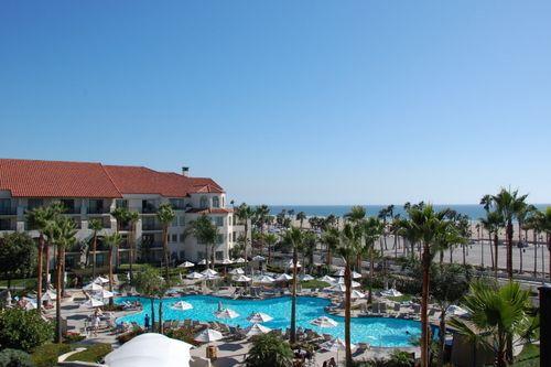 Beachside Fun At The Hyatt Regency Huntington Beach Resort And Spa California Beach Resorts Hunington Beach California California Vacation