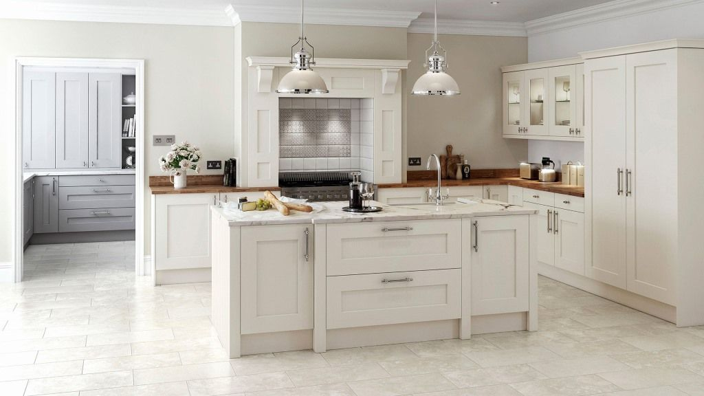 the rivington shaker kitchen has a wider frame than other shaker kitchens which gives it a unique twist choose from the 28 painted colours or provide us - Shaker Kitchen