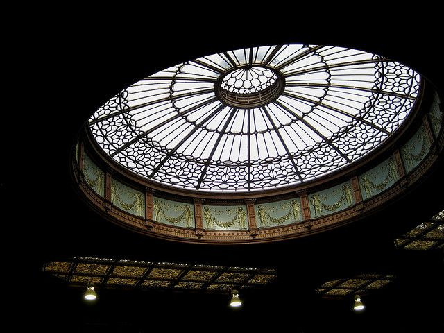 Waverley Train Station, Edinburgh