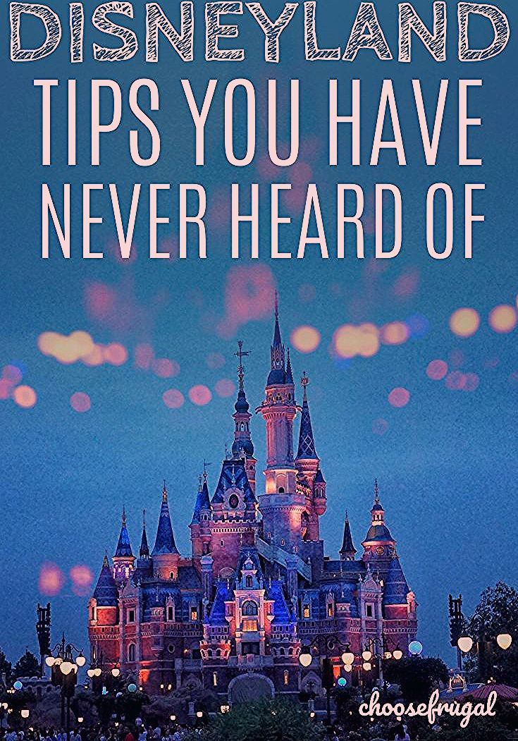 Photo of Not Your Average Disneyland Tips 2019 From A Passholder | Choose Frugal
