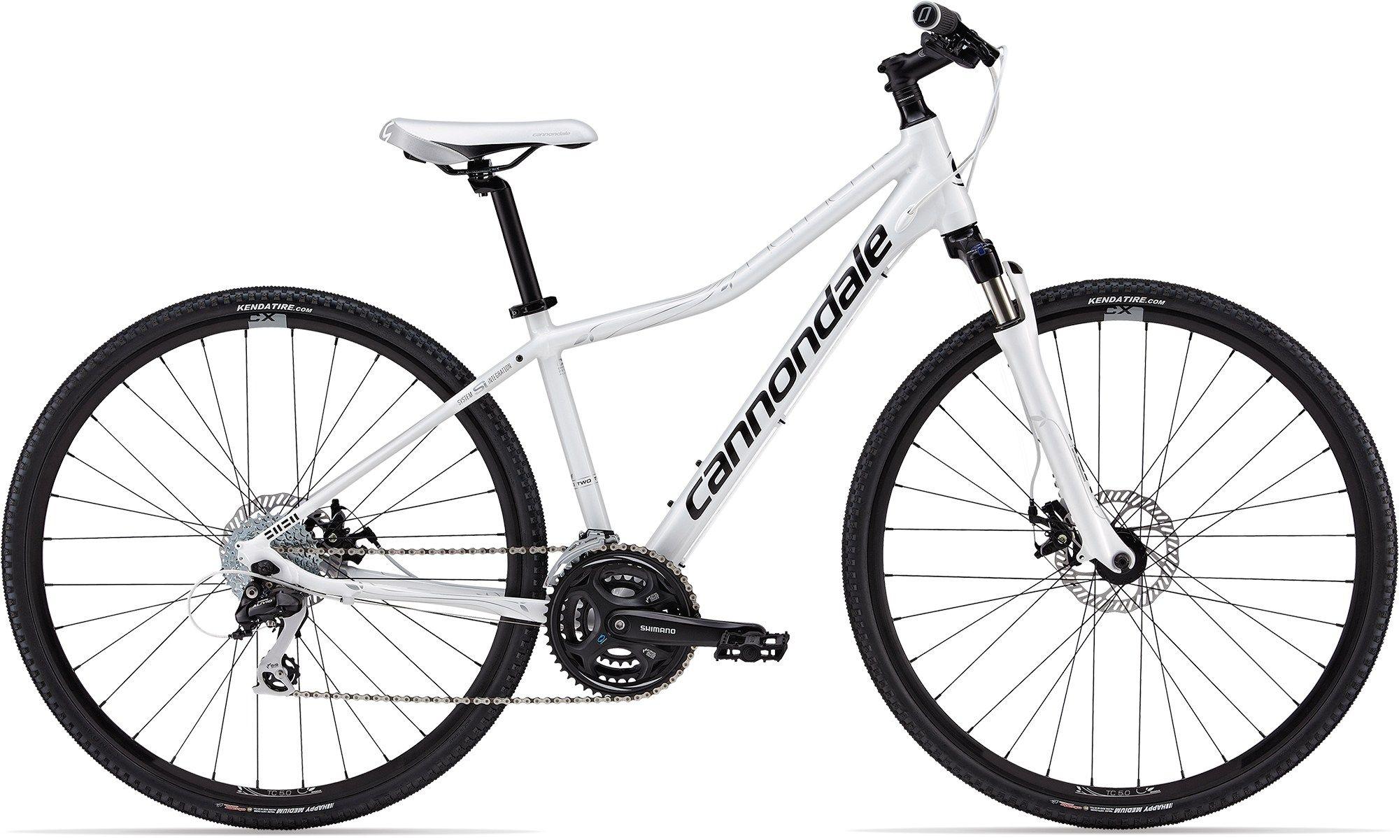 Cannondale Althea 2 Women S Bike 2013 769 00 Cannondale Womens Bike Hybrid Bike