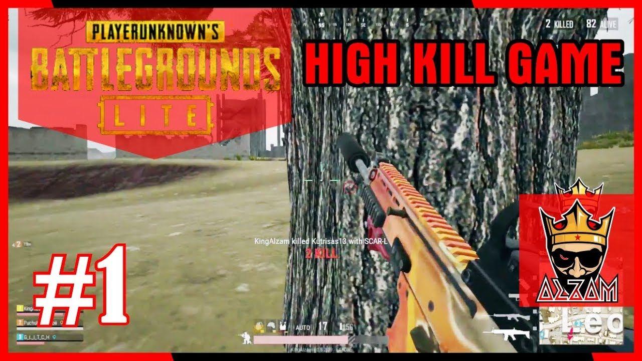 PUBG PC Lite High Kill Game Compilation pubglite