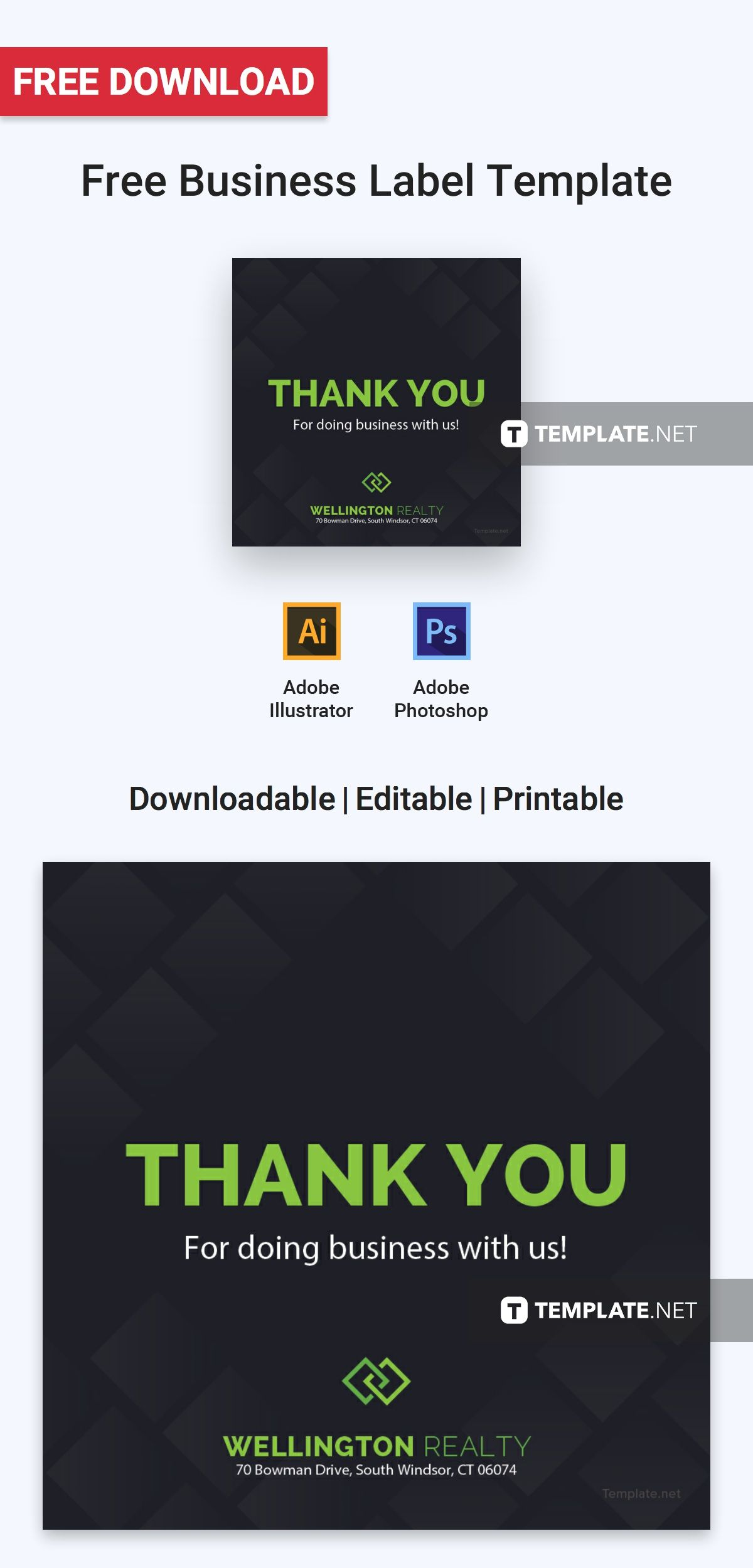 Free business label free label templates pinterest label free business label free label templates pinterest label templates free label templates and templates cheaphphosting Images