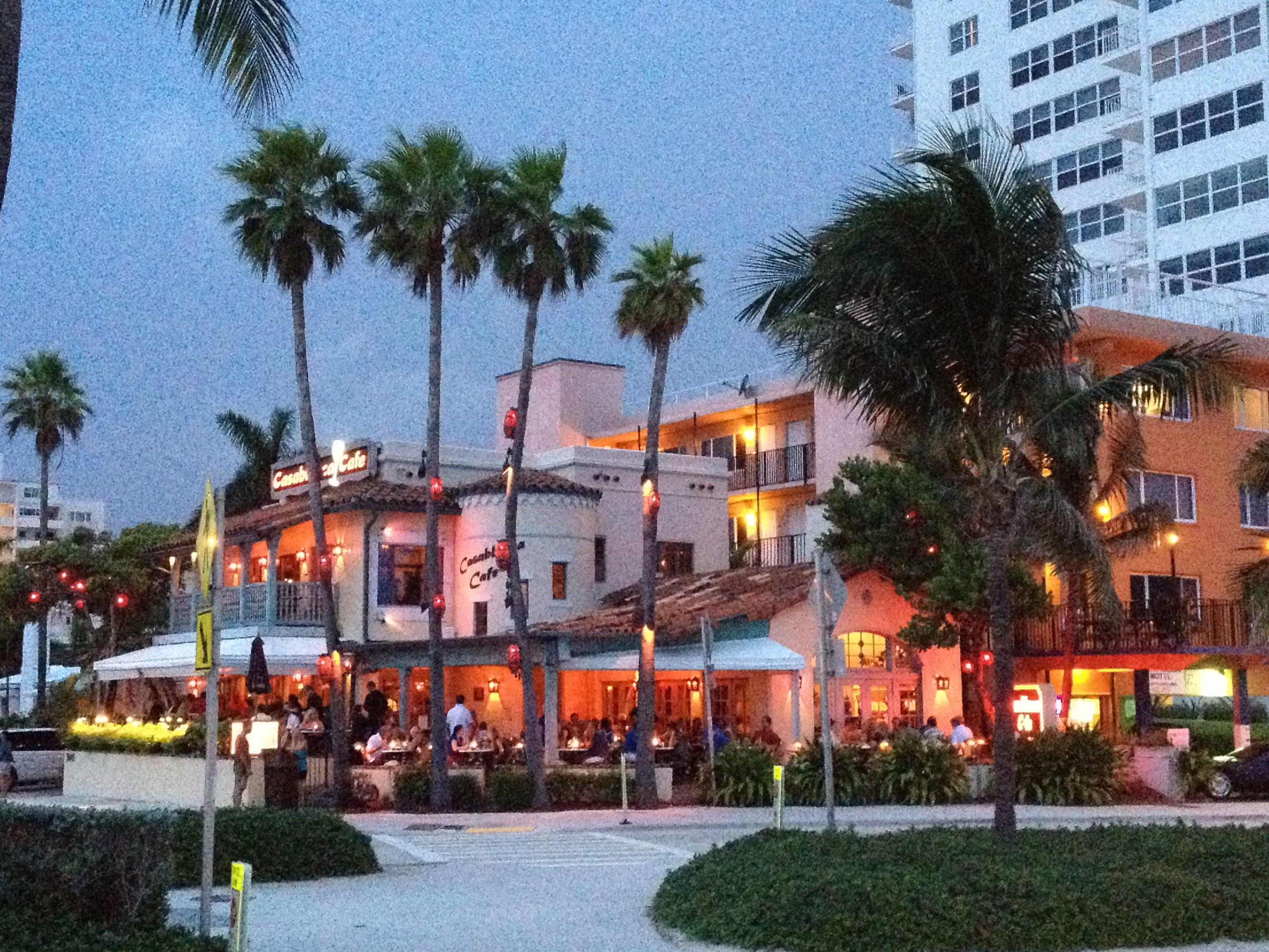 Casablanca Cafe Fort Lauderdale Florida