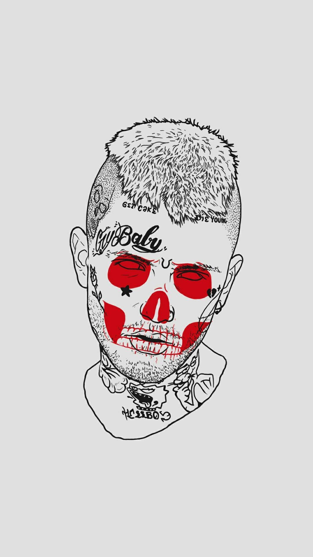 Pin by Lil Peep96 on Wallpaper Lil peep tattoos, Lil