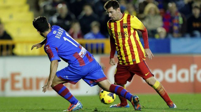 Highlights Levante Vs Barcelona
