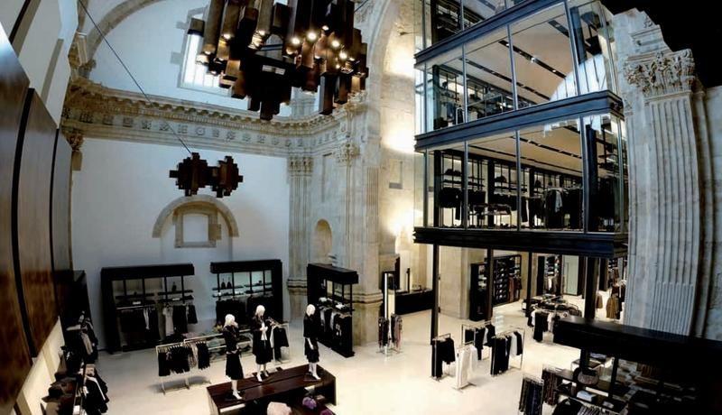 Tienda Zara En Salamanca Estilo En El Hogar Tiendas Y