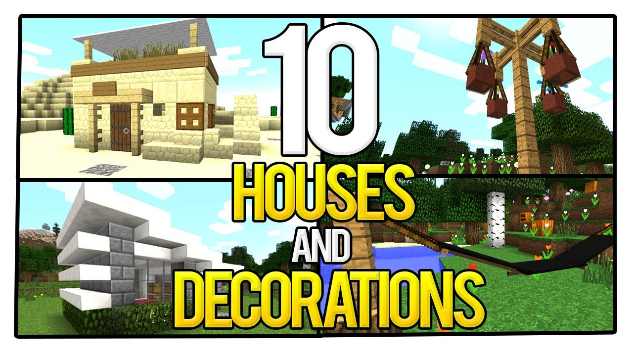 minecraft starter houses and decorations you need to see also rh in pinterest