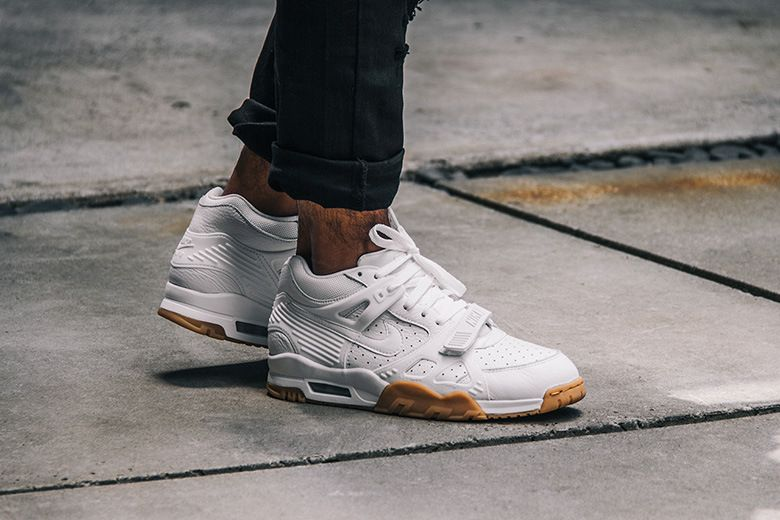 Nike Baskets montantes Air trainer 1 mid
