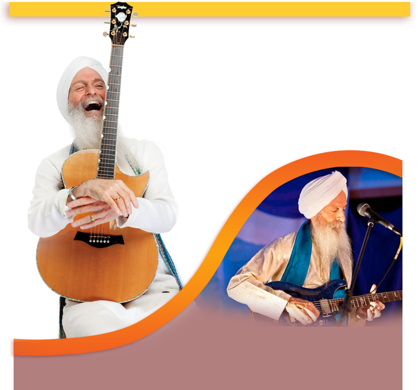 GuruGanesha Band - beautiful meditative folk rock sound. Coming to Seattle April 6 & 7