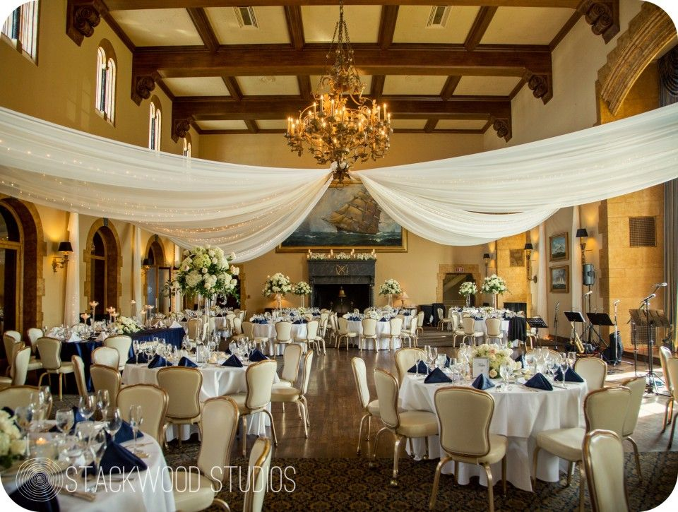 Tim Stephanie Grosse Pointe Yacht Club Wedding Stackwood Studios