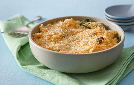BakedPASTA_SpinachLemonCheeseC