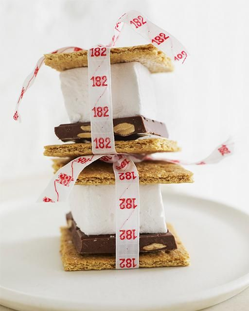Sweet Paul Holiday Countdown: Day 4 - Giftable S'Mores - perfect for a teacher gift or a hostess gift!