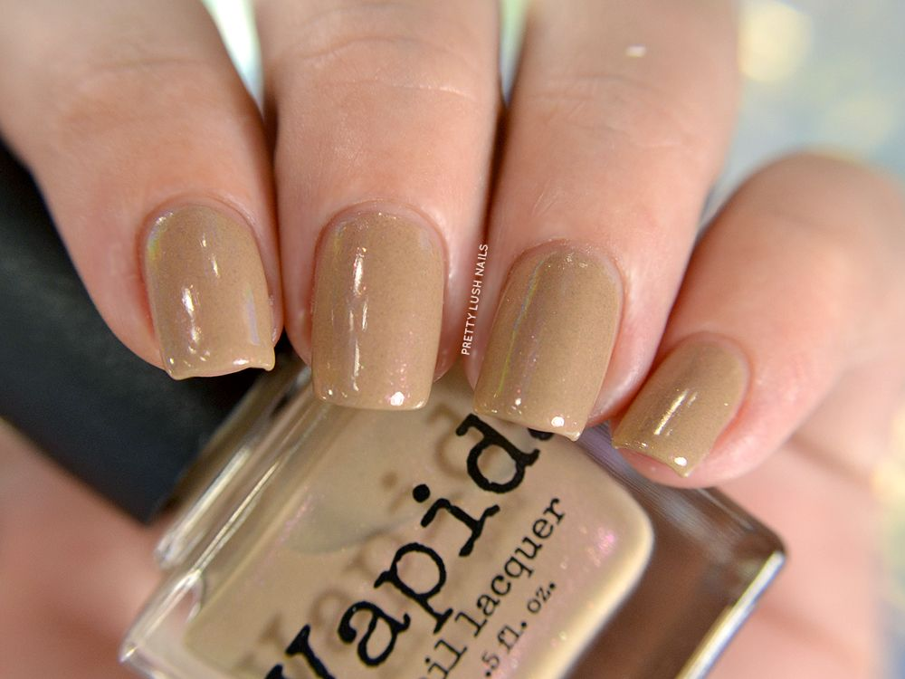 Vapid Lacquer I Spike My Coffee | Pretty Lush Nails | Vapid Lacquer ...