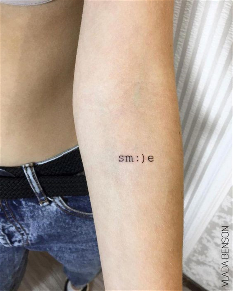 Photo of 45 Small But Meaningful Words And Quotes Tattoo Designs You Would Love | Women Fashion Lifestyle Blog Shinecoco.com