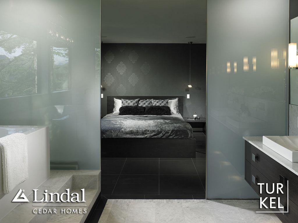 Master bath to master bedroom   Pinterest