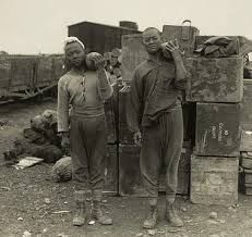 poor workers of WW1 - Google Search