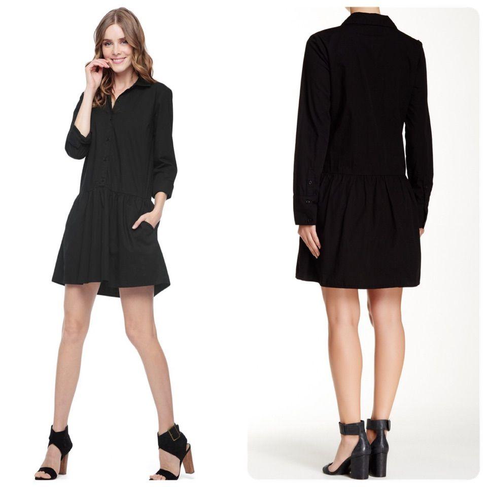 Splendid long sleeve shirt dress size m long sleeve shirt dress
