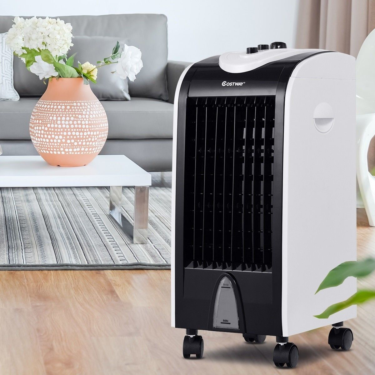 Stay Cool with Portable Air Conditioner Windowless air