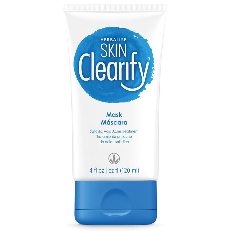 Herbalife Skin Clearify Mask Acne Solutions Herbalife Skin Collagen