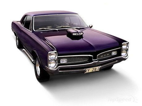 The Top Muscle Cars Of The 60s And 70s @ Top Speed
