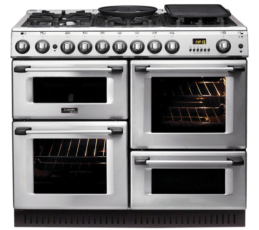 CANNON CH10750GFS Gas Range Cooker Stainless Steel