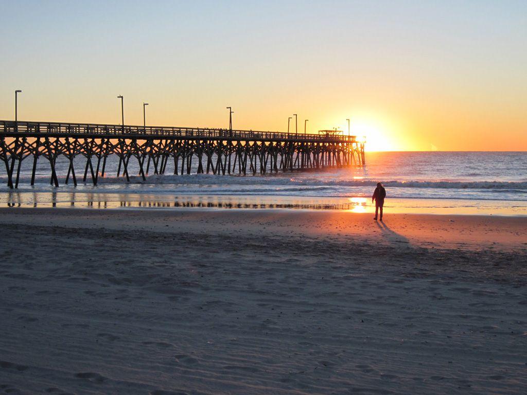 Surfside Beach Pier South Carolina 1 5 Horry County State Of