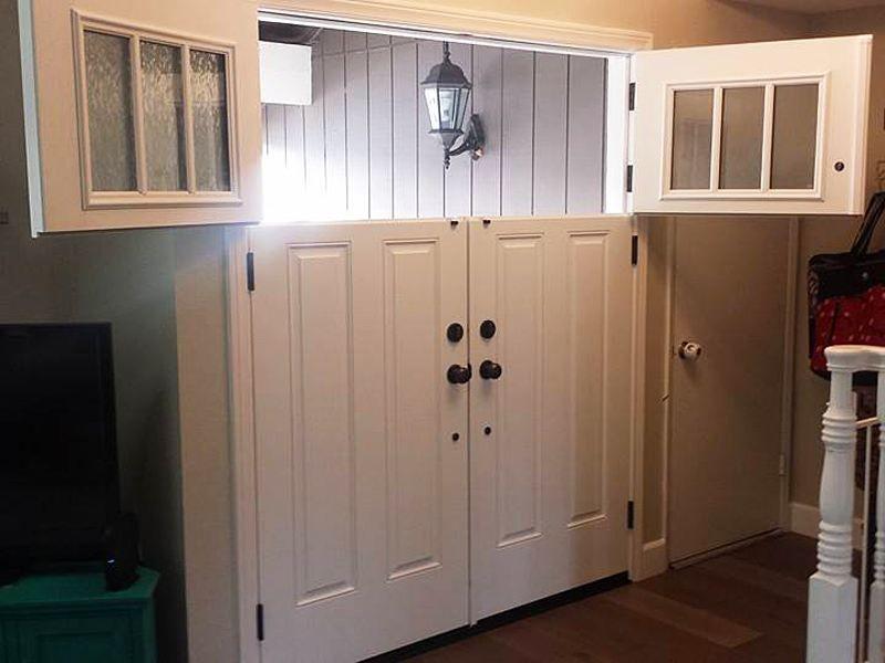 Dutch Doors Orange County Todays Entry Doors Dutch Door Interior Dutch Door Doors Interior