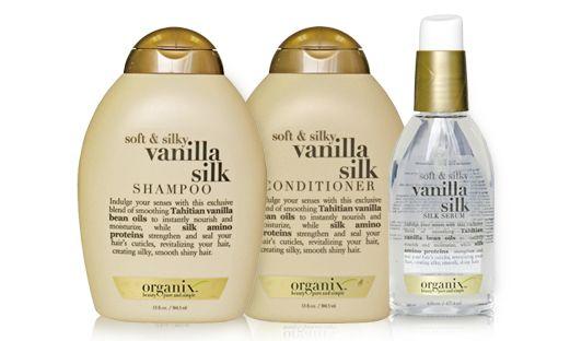 Organix - Vanilla Silk - Soft & Silky (Shampoo-Conditioner