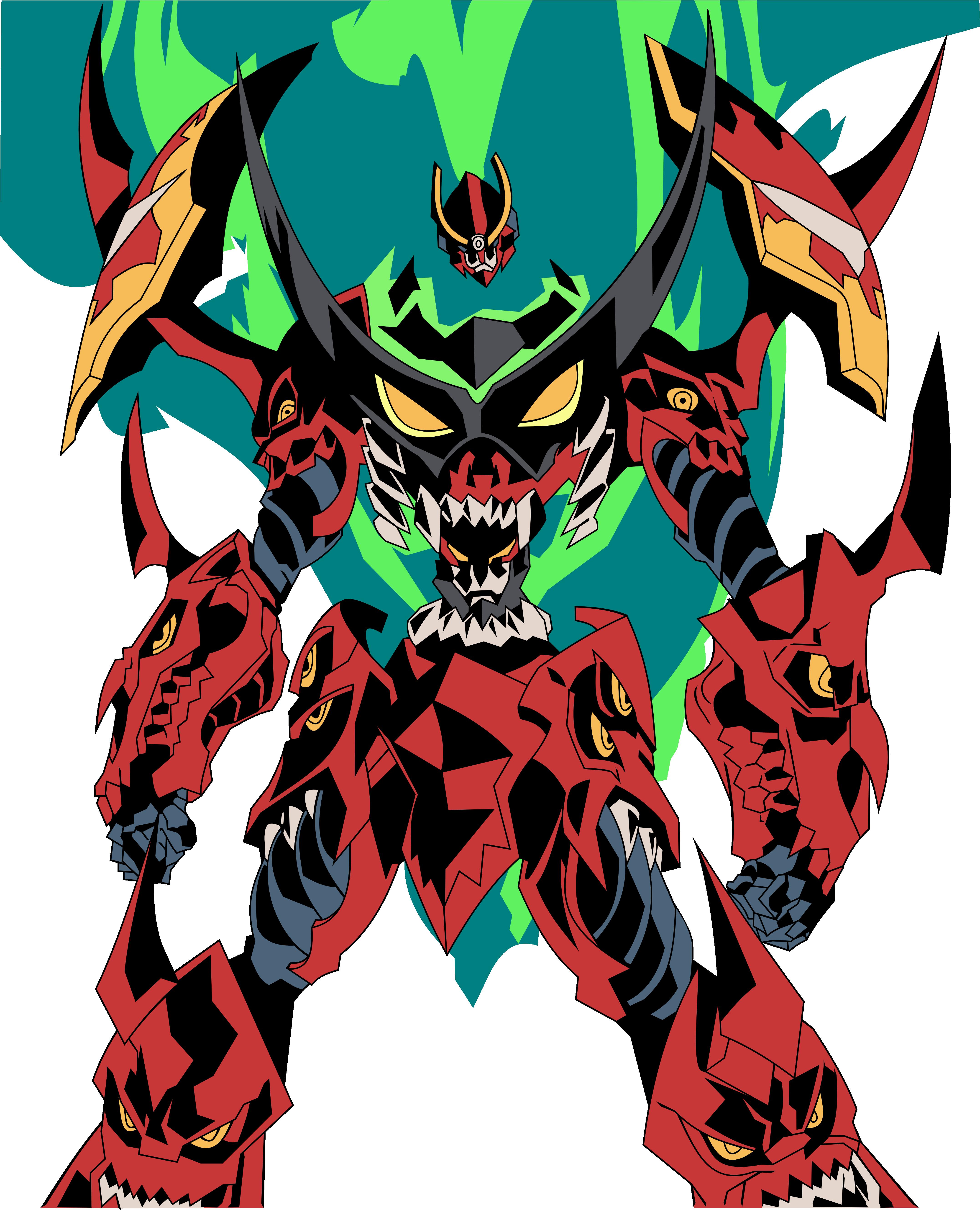 Gurren Lagann 01 by ckmox on DeviantArt   Other Anime ...