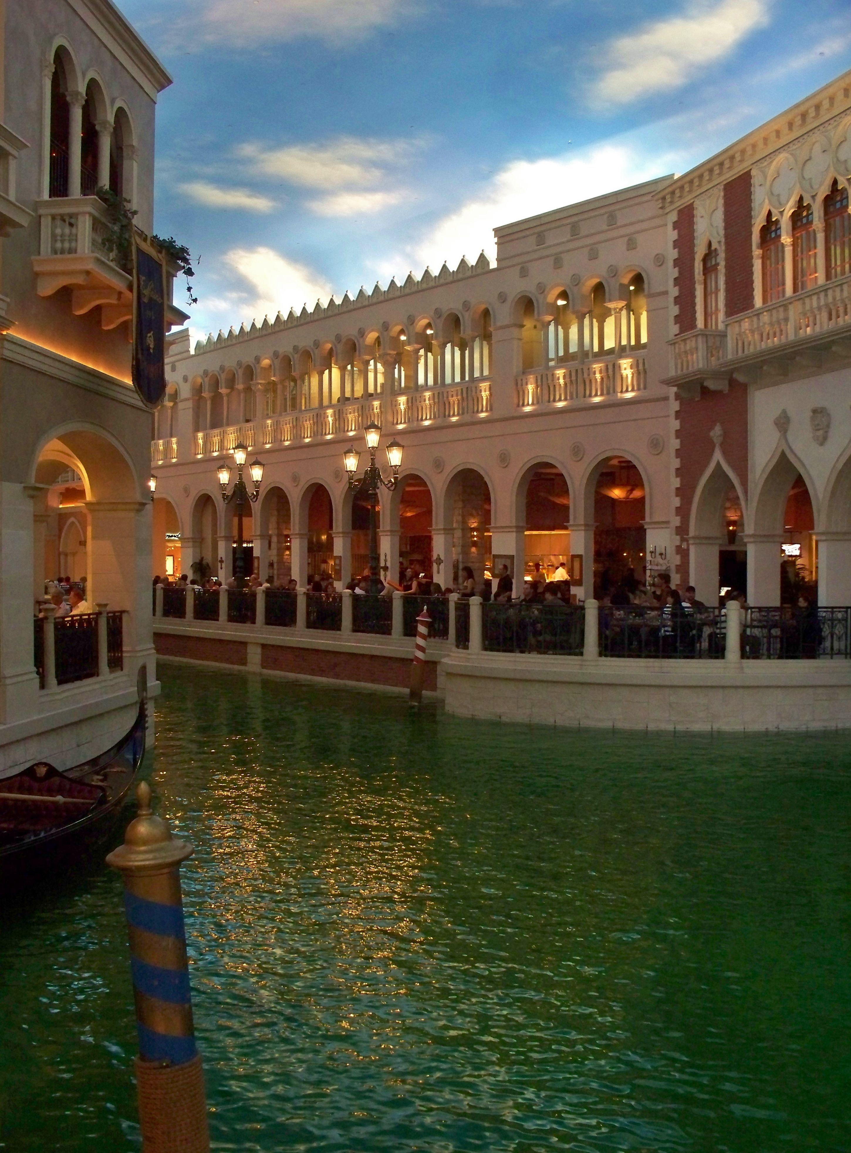 The Venetian-In Las Vegas