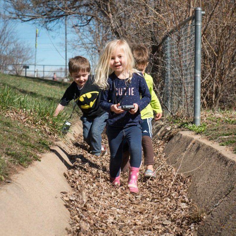 Projeto americano usa perspectiva de crianças para melhorias nas ruas