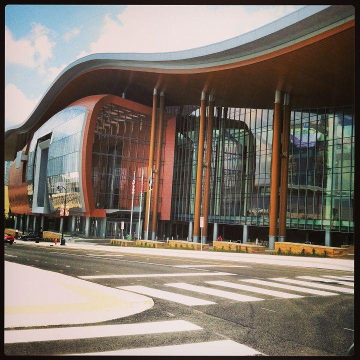 Music City Center In Nashville Tn Music City City Nashville